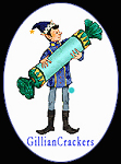 Gillian Crackers logo
