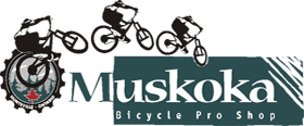 Muskoka Bicycle Pro Shop logo