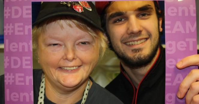 Community Living Huntsville slider Boston Pizza supports Disability Employment Awareness Month