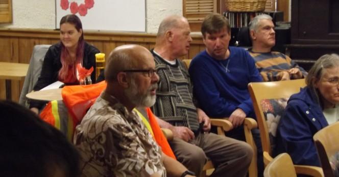 Community Living Huntsville slider Remembering Friends gathering