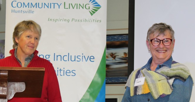 Community Living Huntsville slider Community Living Huntsville recognizes Judith Ruan
