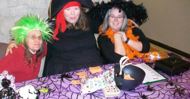 Community Living Huntsville slider Halloween Dance was a spooktacular event!