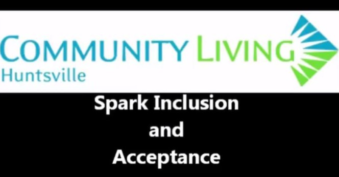 Community Living Huntsville slider Spark Change! Be the Spark!
