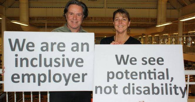 Community Living Huntsville slider Inclusive Employment