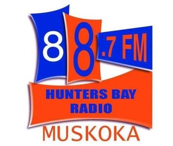 Hunters Bay Radio logo