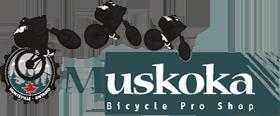 Muskoka Bicycle Pro Shop logo