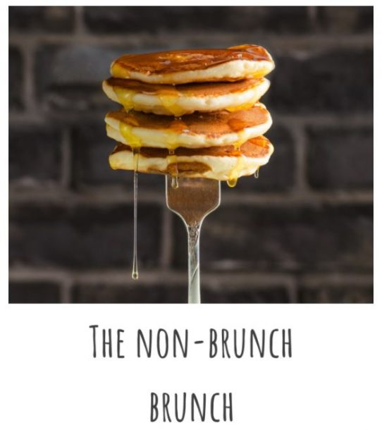NonBrunch Brunch Newsletter 2021